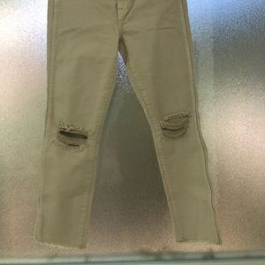 7 For All Mankind Jeans - 7 for All Mankind Distressed Jeans